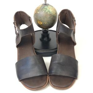 Gee WaWa Handmade Anthropologie Gladiator Sandal